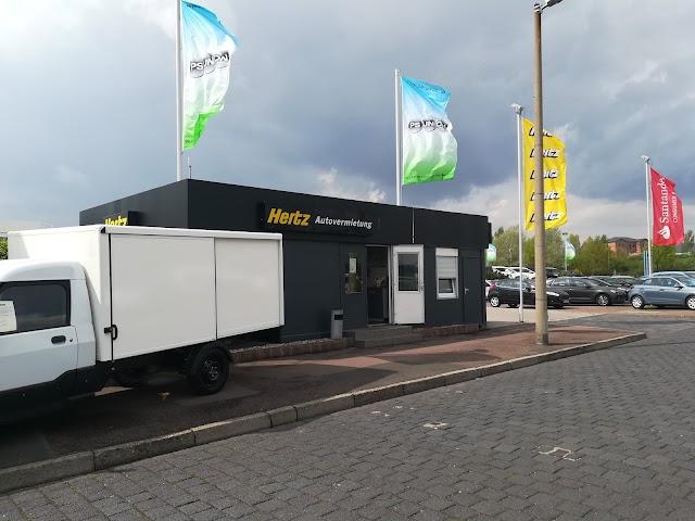 Hertz Autovermietung Halle