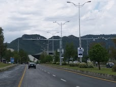 Scenic Beauty in Fatima Jinnah Park islamabad