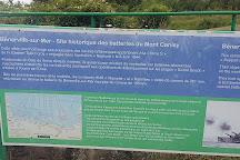 Batteries du Mont Canisy, Benerville-sur-Mer, France