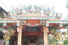 City Pillar Shrine, Chachoengsao, Thailand