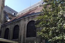 Eglise Saint Roch, Paris, France