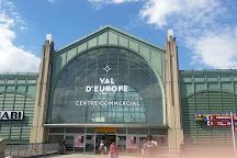 Val d'Europe Shopping Center, Marne-la-Vallee, France