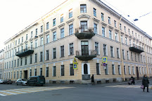 Raskolnikov House, St. Petersburg, Russia