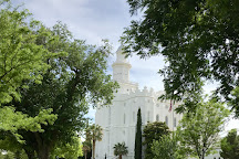 St. George Temple, St. George, United States