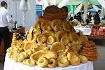 Bozori Non- Bread Market на фото Исфары