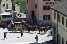 Museo Forte Airolo, Airolo, Switzerland