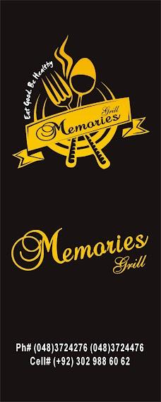 Memories Grill sargodha
