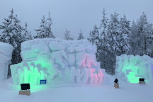 Moomin Snowcastle, Rovaniemi, Finland