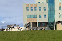 Monumento Al Ovejero, Punta Arenas, Chile