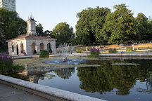 Italian Gardens, London, United Kingdom