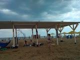 Міський пляж Керчі на Аршинцевській косі