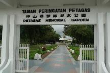 Petagas War Memorial, Kota Kinabalu, Malaysia