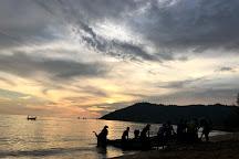 Suwarnadwipa Beach, Bungus, Indonesia