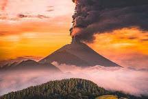 Volcan de Montsacopa, Olot, Spain
