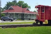 West Florida Railroad Museum, Milton, United States