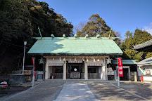 Kamisaki Shrine, Handa, Japan