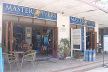 Master Divers, Koh Tao, Thailand