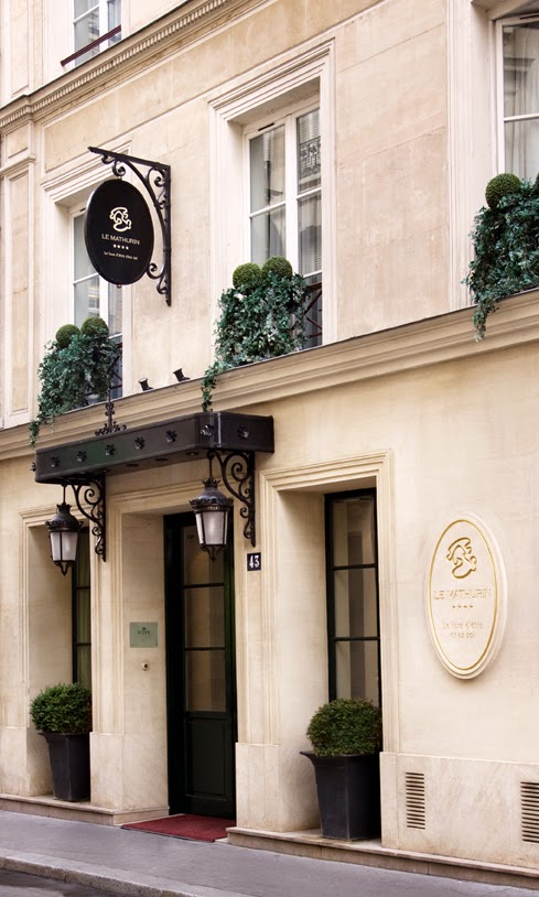 Le Mathurin Hotel & Spa Paris