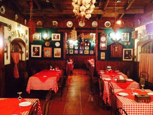 مطعم الريف الايطالي Italiain Rest.