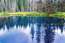 Little Crater Lake, Government Camp, United States