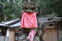 Tomi Shrine, Sakurai, Japan
