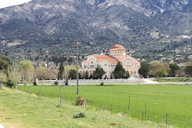 Monastery of Agios Gerasimos, Cephalonia, Greece