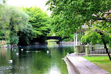 St Stephens Green, Dublin, Ireland