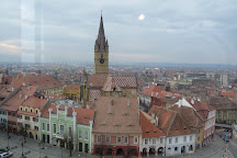 The Tower of Stairs (Turnul Scarilor), Sibiu, Romania