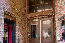 The Gum Wall, Seattle, United States