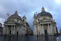 Chiesa di Santa Maria dei Miracoli, Rome, Italy