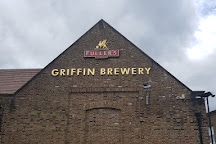 Fuller's Griffin Brewery Tour, London, United Kingdom
