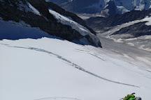The Monch, Jungfrau Region, Switzerland