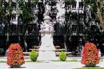Estatua de Apolo, Madrid, Spain