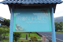Ron Hall Pearls, Cook's  Bay, French Polynesia
