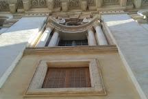 Palazzo Propaganda Fide, Rome, Italy