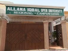 Allama Iqbal Open University Regional Headquarter Hyderabad