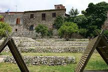 La Loggia dei Mercanti di Sermoneta, Sermoneta, Italy