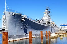 USS Salem & United States Naval Shipbuilding Museum, Quincy, United States