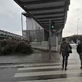Автобусная станция   Brno   Zvonarka