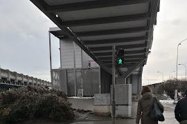 Автобусная станция   Brno ÚAN Zvonařka