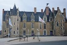 Chateau de Bauge, Bauge, France