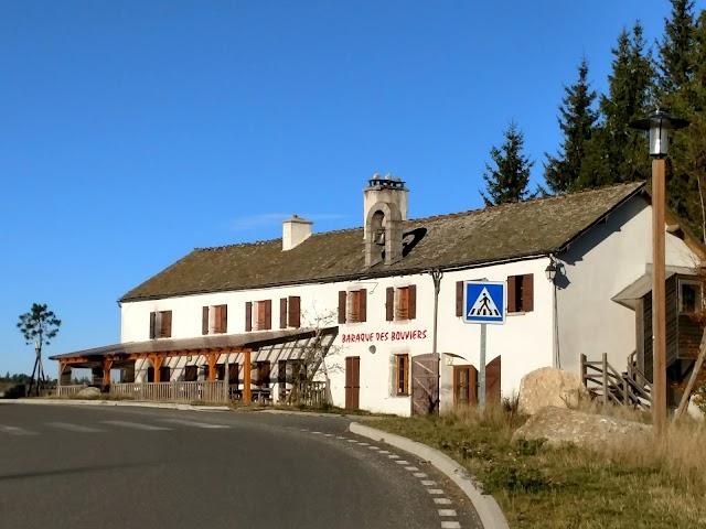 Auberge la Baraque des Bouviers : hôtel et restaurant