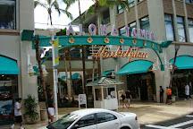 Aloha Tower Marketplace, Honolulu, United States