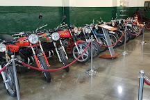 Museo Automocion Roda Roda, Lleida, Spain