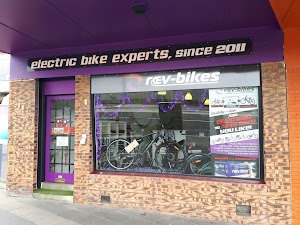 REV Electric Bikes