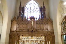 Cathedral of the Immaculate Conception, Saint John, Canada
