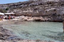 Cala Greca, Lampedusa, Italy