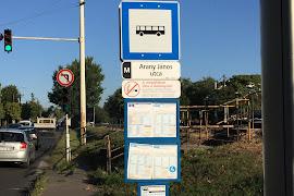 Автобусная станция   Budapest Vasút u.16.