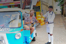 Tuk Tuk Safari Sri Lanka, Colombo, Sri Lanka