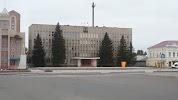 Администрация Борисоглебского городского округа Воронежской области. на фото Борисоглебска
